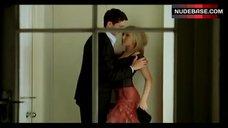 6. Scarlett Johansson Removes Panties – Match Point