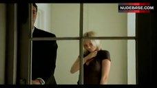 9. Scarlett Johansson Removes Panties – Match Point
