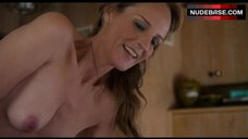 Helen Hunt Shows Nude Breasts and Ass – The Sessions