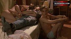 Eva Green Sleeping Nude – The Dreamers