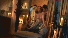 9. Karen Elin Sex Scene – The Hunger