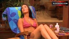 Megan Fox Bikini Scene – Two And A Half Men