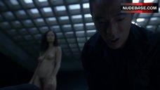 Thandie Newton Full Frontal Nude – Westworld