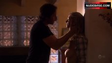 6. Brooke Banner Bare Ass and Breasts – Californication