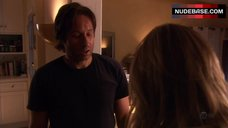 7. Brooke Banner Bare Ass and Breasts – Californication