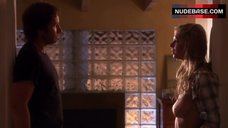8. Brooke Banner Bare Ass and Breasts – Californication
