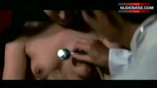 Chen Ping Shows Tits on Gynecological Examination – Kiss Of Death