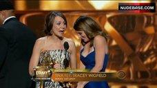 Tina Fey Boobs Scene – The Primetime Emmy Awards