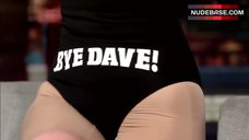 Tina Fey Underwear Scene – Late Show With David Letterman
