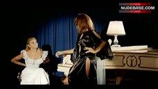 1. Rosanna Yanni Dance in Lingerie – Kiss Me Monster