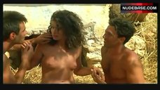 Irene Visedo  nackt
