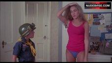 Sarah Jessica Parker Shows Panties – Girls Just Want To Have Fun