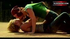 Alexandra Paul Lesbian Kissing – Lesbian Fun Shorts