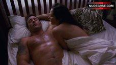 Michelle Borth Sexy Scene – Hawaii Five-0