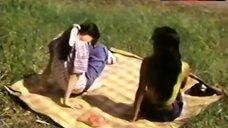 1. Deborah Carpio Bare Tits in Lesbi Scene – Nang Mamulat Si Eba, Part 2