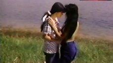 2. Deborah Carpio Bare Tits in Lesbi Scene – Nang Mamulat Si Eba, Part 2