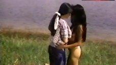 3. Deborah Carpio Bare Tits in Lesbi Scene – Nang Mamulat Si Eba, Part 2