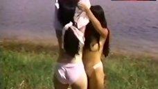 Deborah Carpio Bare Tits in Lesbi Scene – Nang Mamulat Si Eba, Part 2