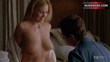 Jessica Collins Boobs Scene – Nip/Tuck