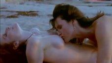 Grace Tom Lesbian Sex on Beach – Black Tie Nights
