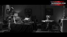 Malin Akerman Lingerie Scene – Hotel Noir