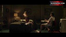 Malin Akerman Side Boob – City Of Sin