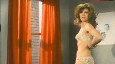 Stefanie Powers Lingerie Scene – It Seemed Like A Good Idea At The Time