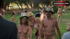 Elise Robertson Full Frontal Nude – Masters Of Sex