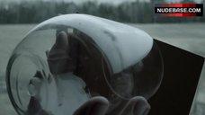 Julianne Nicholson Hot Underwear Scene – Eyewitness