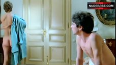 Charlotte Rampling Nude Ass – Max Mon Amour