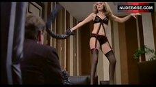 Lynn Redgrave Striptease in Office – The Happy Hooker