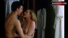 Saskia Reeves Topless Scene – Close My Eyes