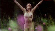 Joely Richardson Naked under Rain – Lady Chatterley