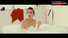 Louise Monot Photo Shoot in Bathtub – Girl On A Bicycle