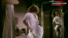 8. Catherine Alric Ass Scene – T'Empeches Tout Le Monde De Dormir