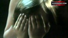 9. Catherine Alric Naked Scene – Clash
