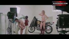 Erna Schurer Topless – Strip Nude For Your Killer