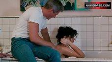 Annabella Sciorra Nipple Slip – Internal Affairs