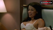 Annabella Sciorra Lingerie Scene – The Sopranos