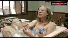 Aurelia Petit Shows Nude Breasts – The Science Of Sleep