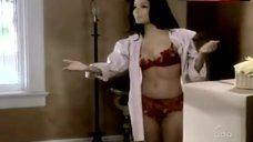 Eva Longoria in Sexy Bra And Panties – Desperate Housewives