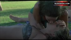 Theresa Russell Mouth-to-Mouth Respiration – Black Widow