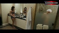 Lake Bell Shows Lingerie – What Happens In Vegas