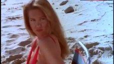 Sarah Bellomo Bare Breasts – Bikini Drive-In