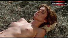 Valerie Quennessen Full Nude on Beach – Summer Lovers