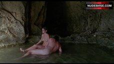 Valerie Quennessen Swims Nude – Summer Lovers