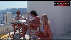 4. Valerie Quennessen Tits Flash – Summer Lovers