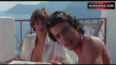 8. Valerie Quennessen Tits Flash – Summer Lovers