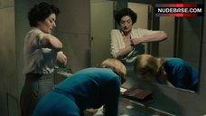 Anna Chancellor Lingerie Scene – The Hour