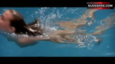 Leigh Taylor-Young Swims Naked – The Big Bounce